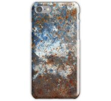 Weathered Steel iPhone Case/Skin