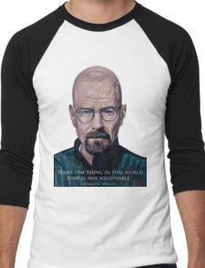 Walter White Men's Baseball ¾ T-Shirt