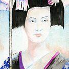 Winter Geisha by Karen Clark