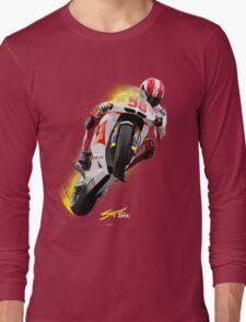 Marco Simoncelli 1987-2011 Long Sleeve T-Shirt