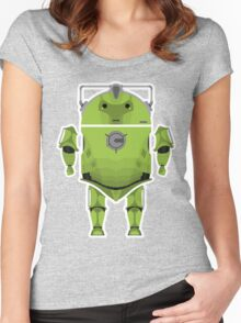 Cyberdroid Women's Fitted Scoop T-Shirt
