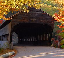Albany Covered Bridge by copper4000