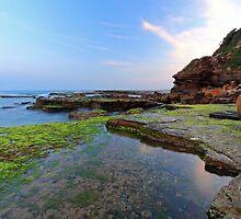 Turrimetta Rocks by Tim Beasley