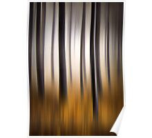 Forest Essence - Autumn Landscape Vertical Panning Poster