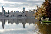 A fairy-tale palace by Arie Koene