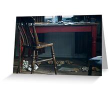 Dylan Thomas' Writing Shed Greeting Card