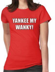 YANKEE FAN Womens Fitted T-Shirt