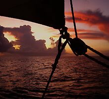 Sunsail in St. Lucia by dgscotland