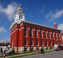 Brookville County Courthouse by vigor