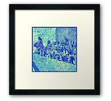 Discoverers Framed Print