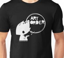 ArtOrder logo for dark fabrics Unisex T-Shirt