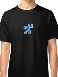 Running Pixel Classic T-Shirt
