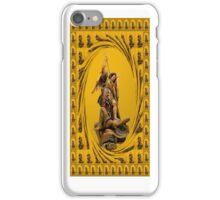 *•.¸♥♥¸.•* STAUE ANGEL OF PRAGUE *•.¸♥♥¸.•*  iPhone Case/Skin
