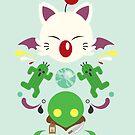 Fantasy Cuteness by Kannaya