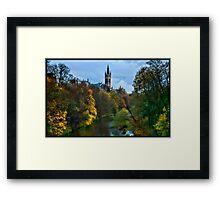 The uni Framed Print