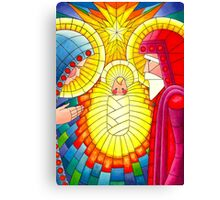 Jesus Christ, the Light of the World Canvas Print