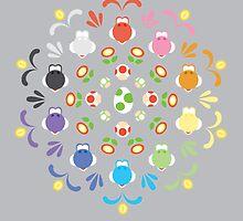 Yoshi Prism by Kannaya
