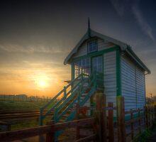 GCR Signal Tower by Yhun Suarez