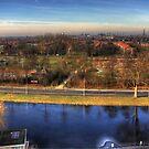 Leiden view by Tom Gomez