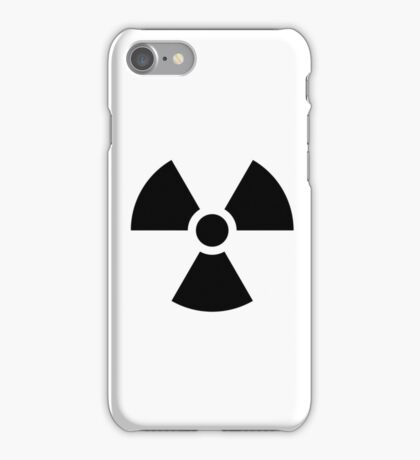 Doc Brown Back to the future shirt iPhone Case/Skin