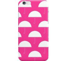 Under my umbrella iPhone Case/Skin