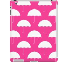 Under my umbrella iPad Case/Skin