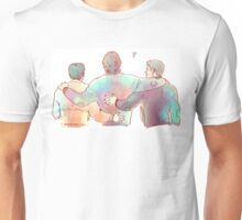 Team Free Will Colors Unisex T-Shirt
