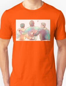Team Free Will Colors T-Shirt