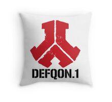 Defqon.1 Logo Throw Pillow