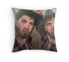 Where have all the cowboys gone? Throw Pillow