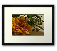 The Last Mum Framed Print