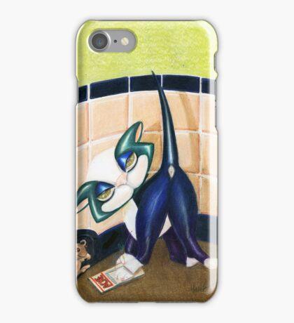 Plot Twist, I phone case by Alma Lee iPhone Case/Skin
