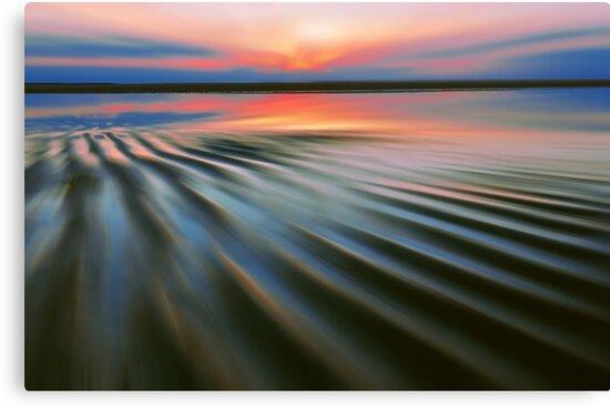 Rippling Shore by David Alexander Elder