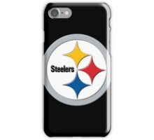 Steelers Logo iPhone Case/Skin
