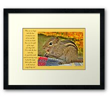 ~ Pure Magic ~ a collaboration with Lilian Marshall Framed Print