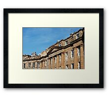 Moray Place Framed Print