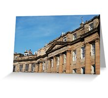 Moray Place Greeting Card