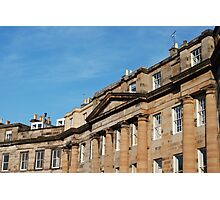 Moray Place Photographic Print