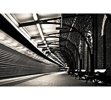 The silver bullet Photographic Print