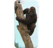 Gorilla iPhone case iPhone Case/Skin