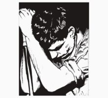 Ian Curtis by Michael  Webb
