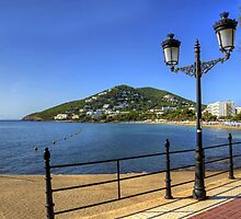 Santa Eulalia, Ibiza by Tom Gomez