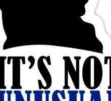 Not Unusual - Sherlock Sticker
