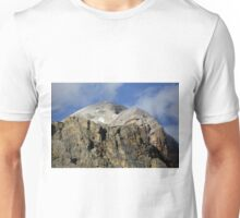 At the top of Tofana di Rozes  Unisex T-Shirt