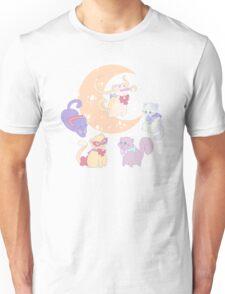 Sailor Mewn Unisex T-Shirt