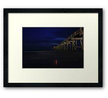 Gulf View Framed Print