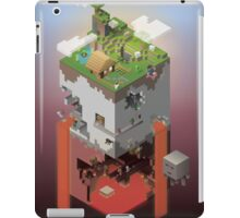 World of Blocks iPad Case/Skin