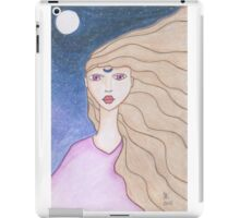 Arianrhod Goddess of Avalon iPad Case/Skin