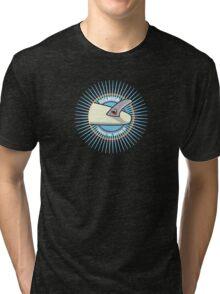 Singlefin Thing Tri-blend T-Shirt