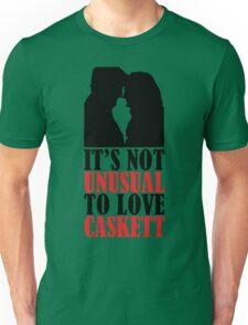 Not Unusual - Caskett Unisex T-Shirt